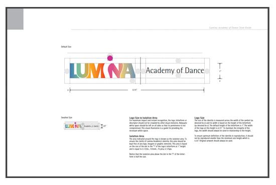 Lumina Academy Brand Book - 2