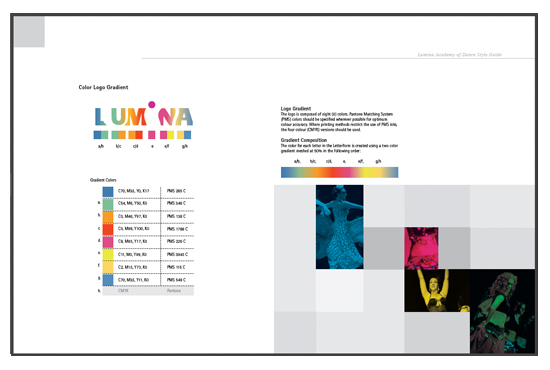Lumina Academy Brand Book - 3