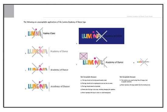 Lumina Academy Brand Book - 4