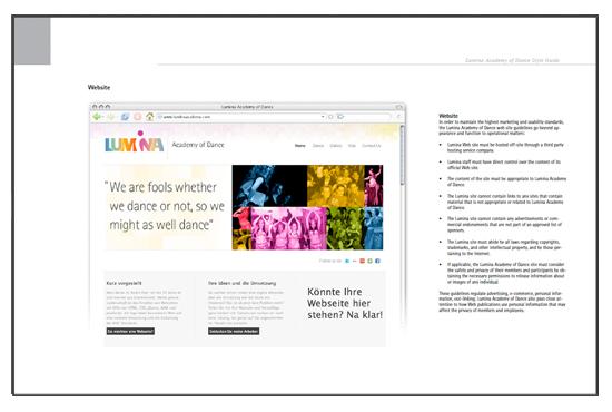 Lumina Academy Brand Book - 5