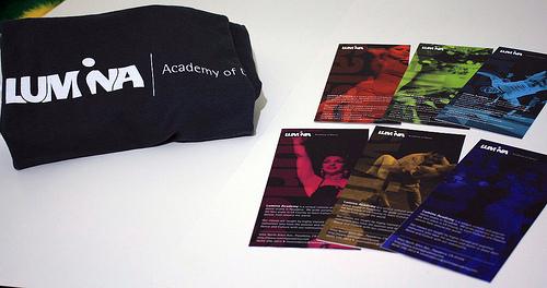 Lumina Academy - Collateral